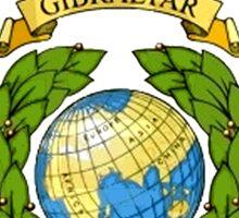 Royal Marines Emblem Sticker