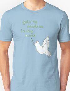 Goin' to Carolina: James Taylor Unisex T-Shirt