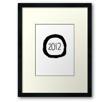 Olympic Ring Framed Print