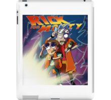 Back to Morty iPad Case/Skin