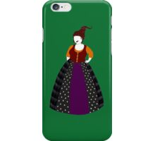 Hocus Pocus - Mary Sanderson iPhone Case/Skin