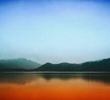 Alder Lake, Washington by Jason Butts