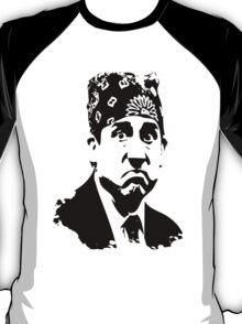 The Office Prison Mike -  Steve Carrell T-Shirt