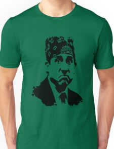 The Office Prison Mike -  Steve Carrell Unisex T-Shirt