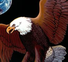 Apollo 11: The Eagle Has Landed Sticker