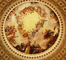 Washington DC Capitol Dome by plopezjr