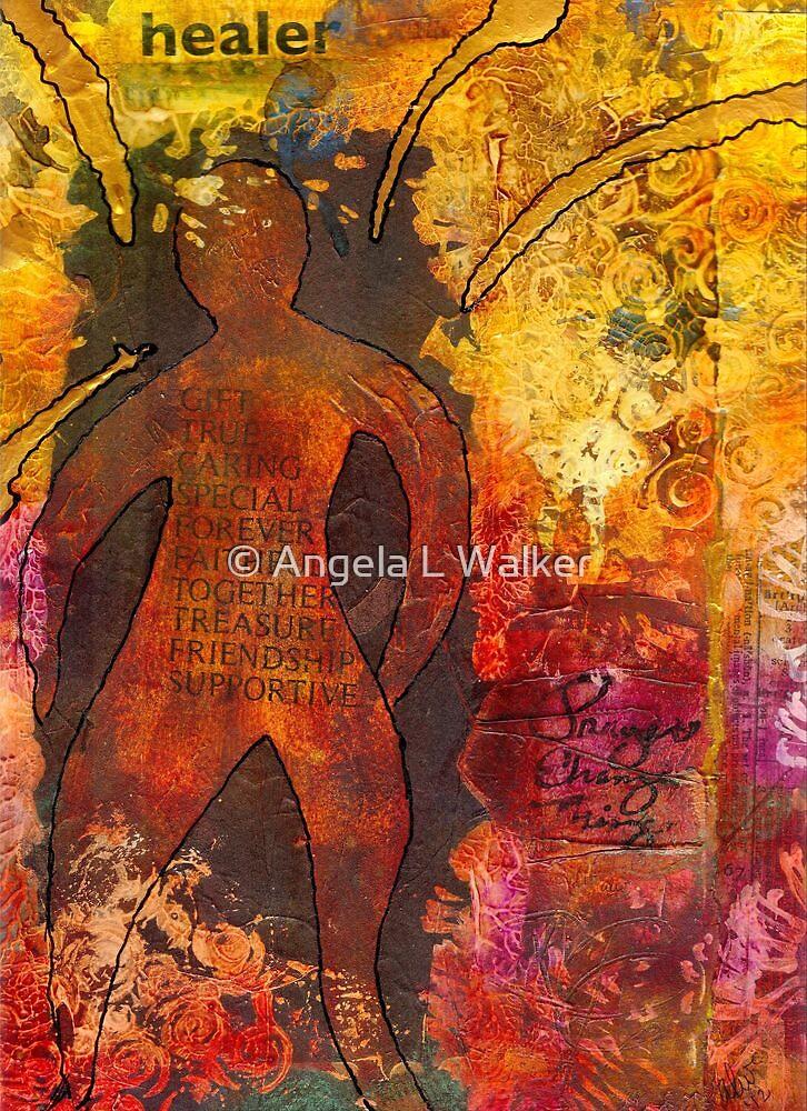 The Medicine Man by © Angela L Walker