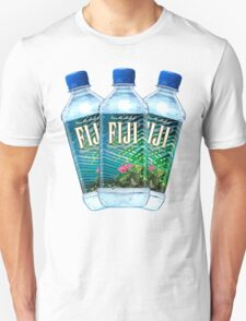 Fiji Water Bottles Unisex T-Shirt