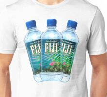 Fiji Water Bottles Unisex T-Shirt