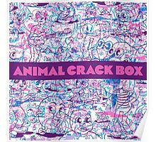 Animal Crack Box Poster