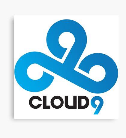 Cloud9 Canvas Print
