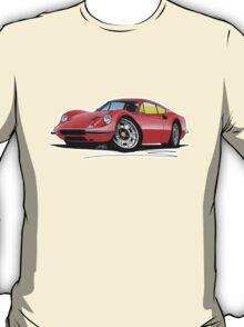 Ferrari Dino Red T-Shirt