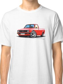 VW Caddy Red Classic T-Shirt