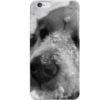 BW- Goliath Snow mug iPhone Case/Skin