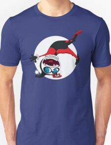 Harley Quinn flips past T-Shirt