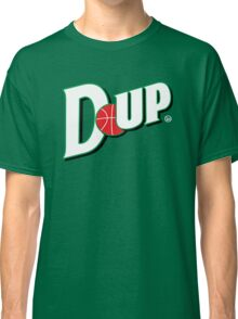 "Vict ""D-up Basketball""  Classic T-Shirt"
