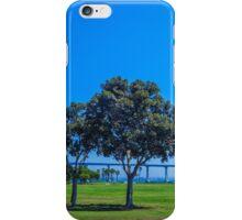 Coronado Bridge and Trees iPhone Case/Skin