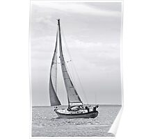 Wind In My Sails II Poster
