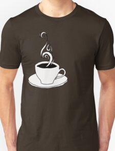 coffee scribble Unisex T-Shirt