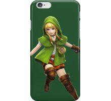 Linkle Hyrule Warriors iPhone Case/Skin