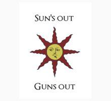 Sun's Out: Guns Out \o/ by GrangerDanger