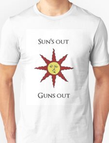 Sun's Out: Guns Out \o/ Unisex T-Shirt