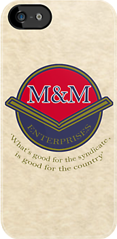 M & M Enterprises by gerrorism