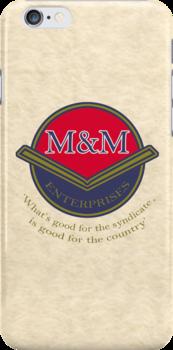M & M Enterprises by gerrorism
