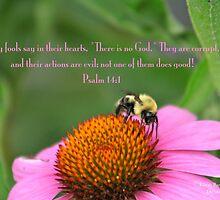 Psalm 14:1 by DreamCatcher/ Kyrah Barbette L Hale
