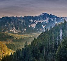 Cascade Mountains by Jason Butts