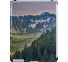 Cascade Mountains iPad Case/Skin