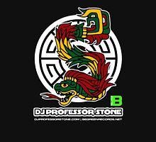 DJ Professor Stone - July 2012 Merch ver 777 white circle white text Unisex T-Shirt