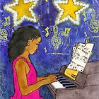 The Recital by  Angela L Walker