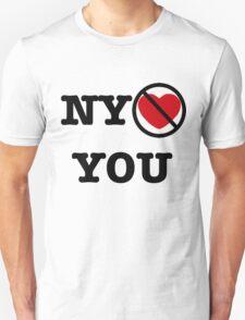 NY Hates You T-Shirt