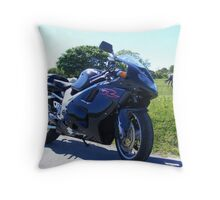 The Beast of Bodmin Throw Pillow
