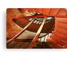 Up or down, its all good Canvas Print