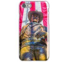 John Wayne Statue iPhone Case/Skin