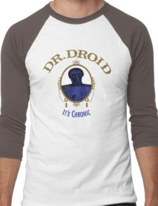 Ain't Nuthin' but a Droid Thing Baby Men's Baseball ¾ T-Shirt
