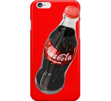 Fallout Franchise | Nuka Cola | RED BACKGROUND iPhone Case/Skin