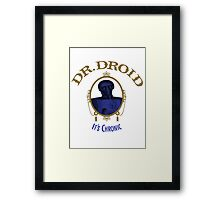 Ain't Nuthin' but a Droid Thing Baby Framed Print