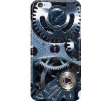 Watch gears iPhone Case/Skin