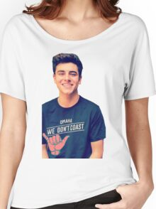 Jack Gilinsky hang loose Women's Relaxed Fit T-Shirt