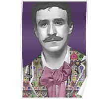 Charles Rennie Mackintosh Portrait Poster
