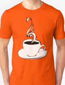coffee curls T-Shirt