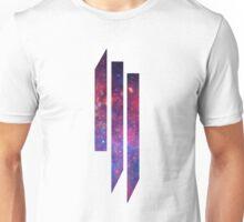 Skrillex purple galaxy Unisex T-Shirt