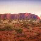 Uluru Sunrise by Pauline Tims