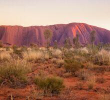 Uluru Sunrise Sticker
