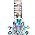 Dreamy Guitar by Meg Ackerman
