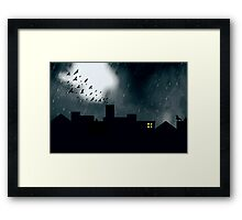 Reunification Framed Print