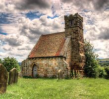 Upleatham Church by Darren Allen